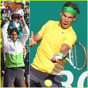 Rafael Nadal Wins 7th Straight Monte Carlo Final
