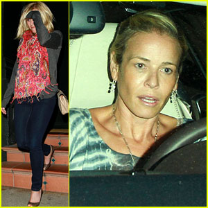 Reese Witherspoon & Chelsea Handler: This Means Dinner!