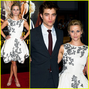 Robert Pattinson &#038; Reese Witherspoon: 'Water For Elephants' Premiere!