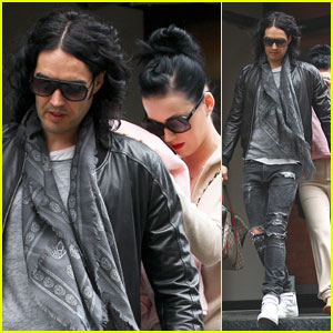 Katy Perry: Russell Brand Is 'Gorgeous, Gentle & Smart'
