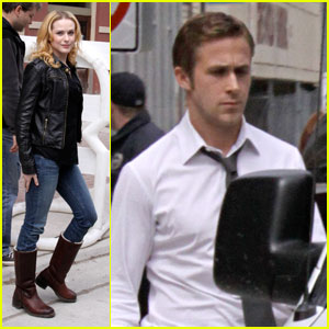 Evan Rachel Wood & Ryan Gosling Bring 'Ides' to Detroit
