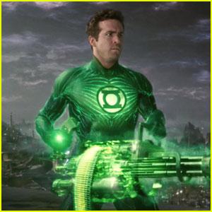 Ryan Reynolds: 'Green Lantern' Footage from WonderCon!