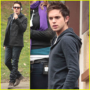 Thomas Dekker: 'Secret Circle' Set in Vancouver!