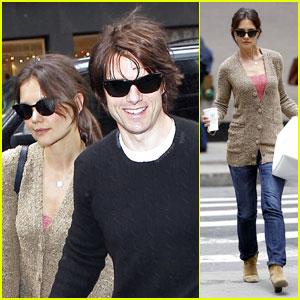 Tom Cruise & Katie Holmes: Magnolia Mates