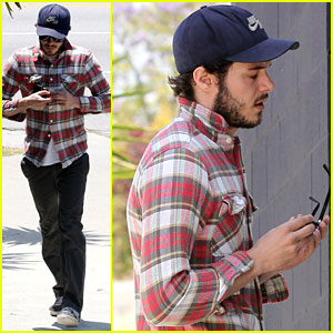 Adam Brody: 'Gangster Squad' Audition!