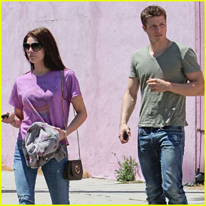 Ashley Greene &#038; Brock Kelly: Back Together?