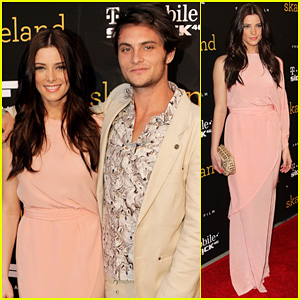 Ashley Greene: 'Skateland' Premiere with Shiloh Fernandez!