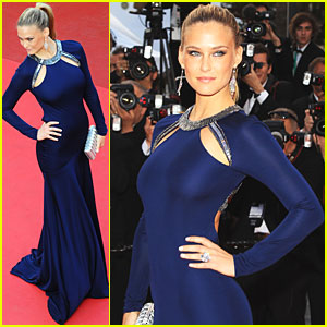 Bar Refaeli: 'Beaver' Premiere in Cannes!