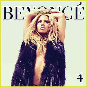 Beyonce: '4' Album Artwork Revealed!
