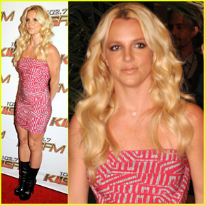 Britney Spears: Wango Tango 2011 Presenter!