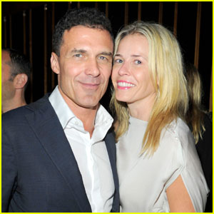 Chelsea Handler: Standard Hotel with Andre Balazs!