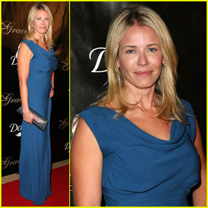 Chelsea Handler: Gracie Awards Gala!