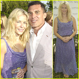 Chelsea Handler: 'Hamptons' Memorial Day Celebration!