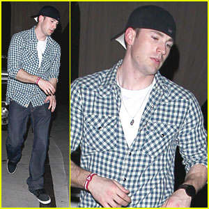 Chris Evans: Night Out at Beac