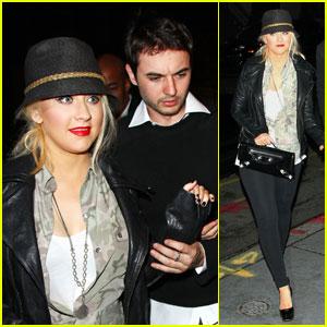 Christina Aguilera: My 'Voice' Team Kicks Ass!