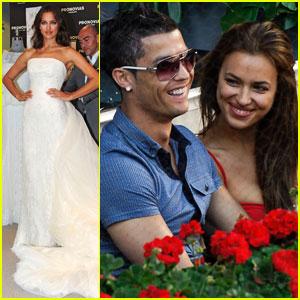 Cristiano Ronaldo & Irina Shayk: Madrid Mates