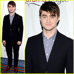 Daniel Radcliffe: Drama League Awards!