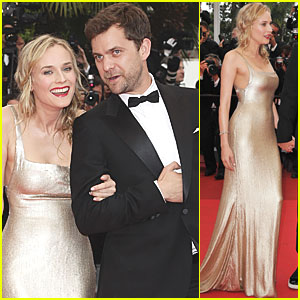 Diane Kruger: 'Sleeping Beauty' Premiere with Joshua Jackson!