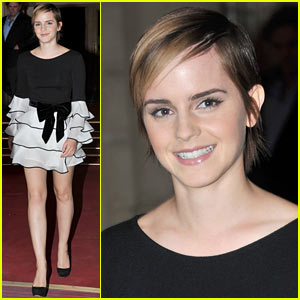Emma Watson: 'Tresor Midnight Rose' Launch