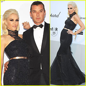 Gwen Stefani & Gavin Rossdale: amfAR Gala 2011