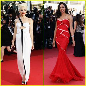 Gwen Stefani & Rosario Dawson: 'This Must Be the Place'!