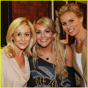 Jamie Lynn Spears: CMT Disaster Relief Concert!