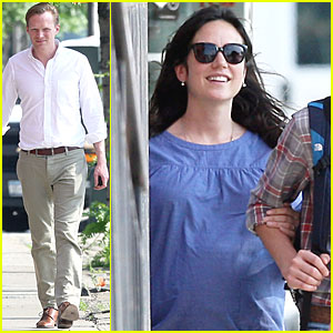 Jennifer Connelly: Baby Bump in Tribeca!