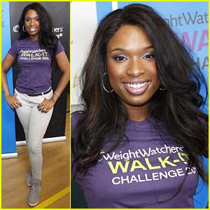 Jennifer Hudson: Walk-It Challenge