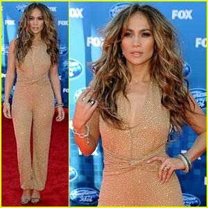 Jennifer Lopez: 'American Idol' Finale!