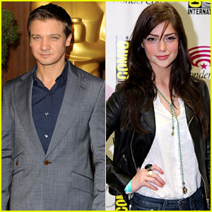 Jeremy Renner & Janet Montgomery: New Couple Alert?