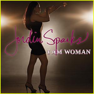 Jordin Sparks: 'I Am Woman' First Listen!