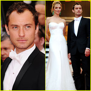 Jude Law: Cannes Opening Ceremony