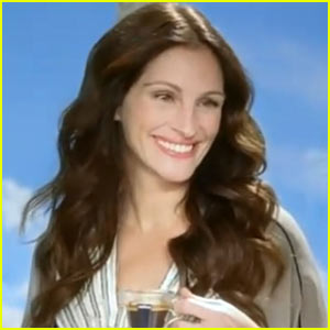Julia Roberts: Ambassador for Global Alliance for Clean Cookstoves!