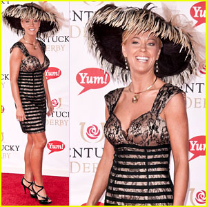 Kate Gosselin: Kentucky Derby Arrival!