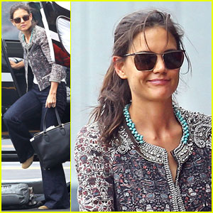 Katie Holmes: Isabella's My New Apprentice!