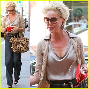 Katherine Heigl: 'Good Casting' on 'Gently Down the Stream'!
