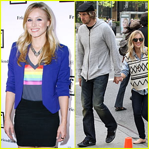 Kristen Bell: Friendfactor Launch!