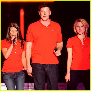 Lea Michele & Dianna Agron: Glee Live in Concert!