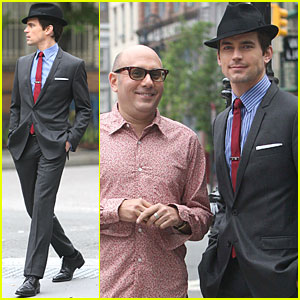Matt Bomer: 'Late Night with Jimmy Fallon' Visit!