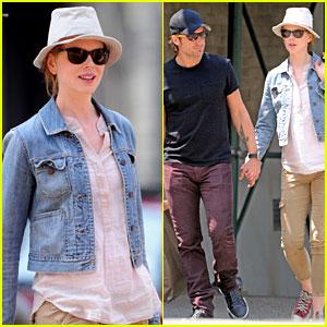 Nicole Kidman & Keith Urban: Tribeca Twosome