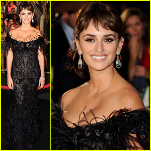 Penelope Cruz: 'Pirates' Premiere Perfection