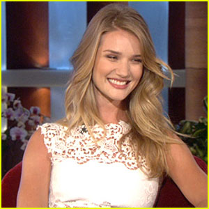 Rosie Huntington-Whiteley: I Can Do A Southern Accent!
