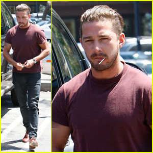 Shia LaBeouf: Lollipop, Lollipop
