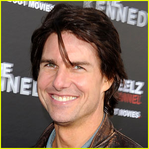 Tom Cruise: 'Oblivion' Leading Man!
