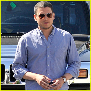 Wentworth Miller: 'Identity' Pilot for ABC!