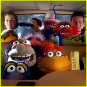 Amy Adams &#038; Jason Segel: 'Muppets' Full Trailer!