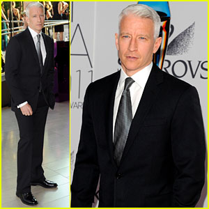 Anderson Cooper - CFDA Fashion Awards 2011