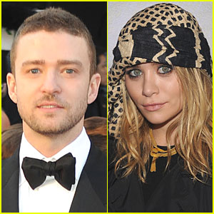 Justin Timberlake &#038; Ashley Olsen: New Couple Alert?