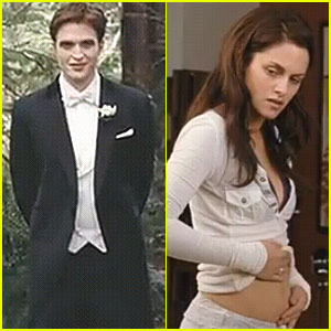 Twilight: 'Breaking Dawn' Trailer Released!