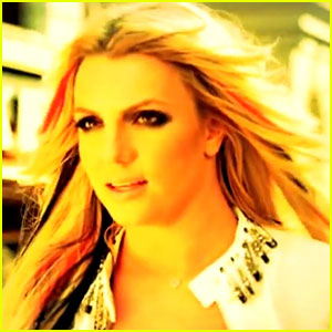 Britney Spears: 'I Wanna Go' Official Remix Video!